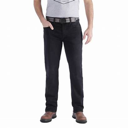 Flex Rugged Straight Carhartt Jean Jeans Relaxed