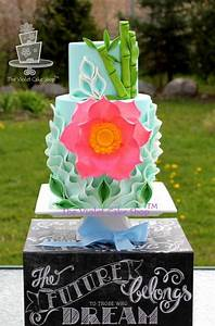 LOTUS Mother's Day Cake - Super Cake Moms Collaboration ...