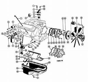 Pontiac V8 Engine Diagram