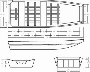 12ft Or 16ft Jon Boat Plans Free Or Cheap