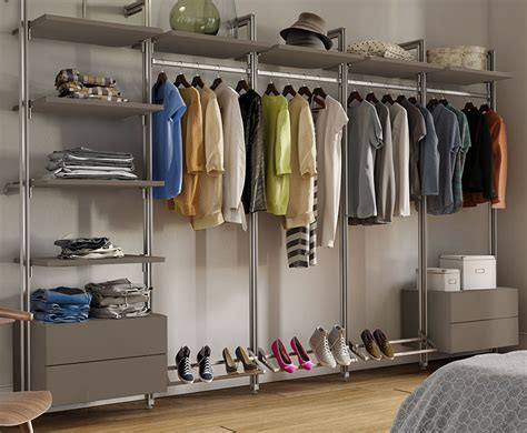 tips to choose wardrobe storage solutions for
