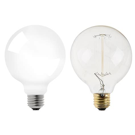 g30 led vanity bulb w high cri 45 watt equivalent