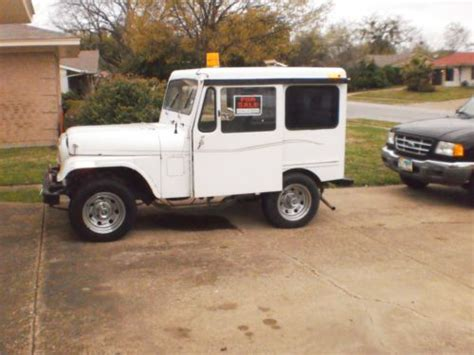 postal jeep for sale sell used right hand drive postal jeep in richardson