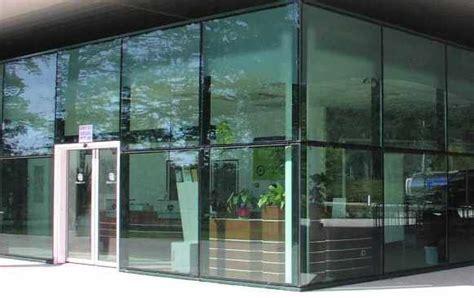 facciate continue incollate macocco vetro vetrate