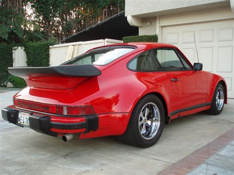 Porsche 911 Modification by Stevebuchanan 1975 Porsche 911 Specs Photos Modification
