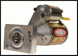 Powermaster 9400 Ultra Torque Sbc Bbc Chevy Mini Starter