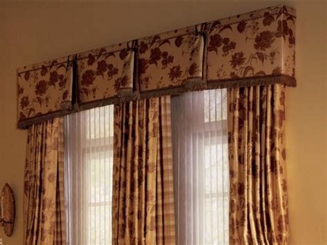 Contemporary Valances by Valances For Large Windows Contemporary Valance House