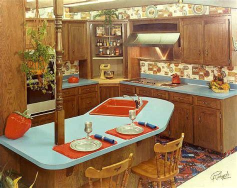 cer kitchen accessories those fabulous and frightening 1970s kitchens flashbak 1968