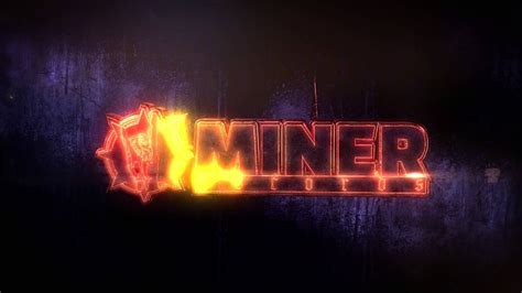 Miner Records Logo Intro
