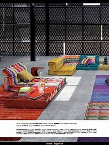 Prezzo Divano Componibile  Jong Roche Bobois  Delizioso Colorful Roche Bobois Sections Home Idea