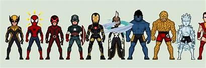 Marvel Popular Heroes Deviantart Favourites