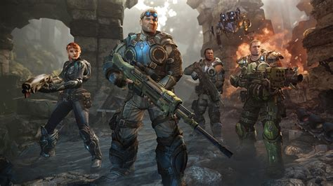 Gears Of War Judgment Game Wallpapers Hd Wallpapers Id
