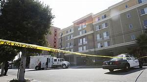 Police officer shot in LA area, gunmen surrenders after ...