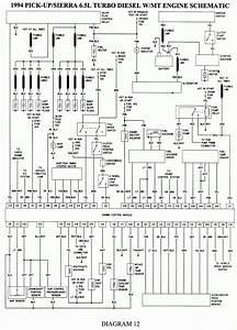 1996 Vortec 5 7 Harness Schematics