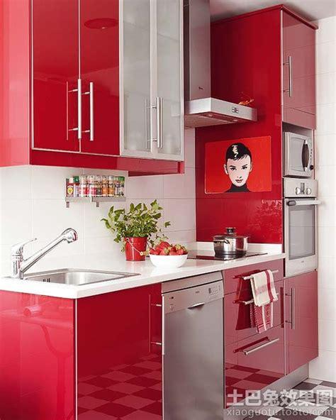 kitchen design pic 橱柜门颜色效果图 土巴兔装修效果图 1306
