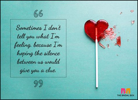 sided love quotes  express  broken hearts grief
