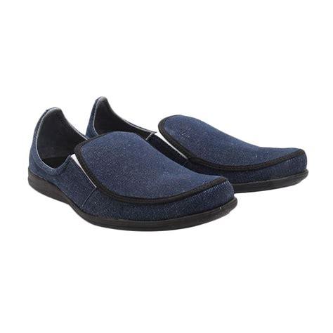 Sepatu Casual Dr Kevin jual dr kevin 13273 casual sepatu pria navy