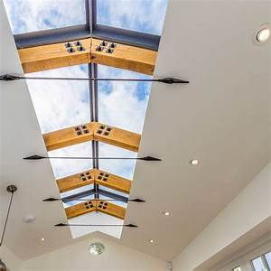 Ridgeglaze Fixed Rooflight For Pitched Roofs