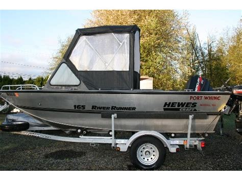 Hewes Boats For Sale Washington by Hewescraft River Runner Boats For Sale