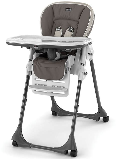 chicco polly high chair latte