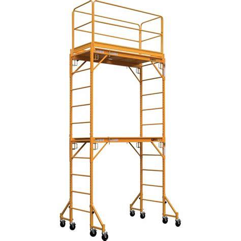 manlift material lift scaffolding ladder rentals discount tool equipment rental center