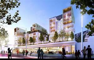 La Valette Var : exlcu photos du futur centre commercial l 39 avenue 83 ~ Medecine-chirurgie-esthetiques.com Avis de Voitures