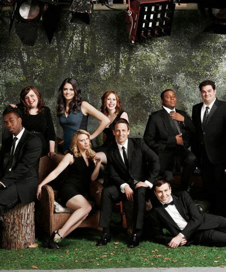 SNL Cast - Kenan Thompson and Seth Meyer | Saturday night ...