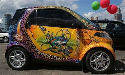 Painted Art Car  Wwwimgkidcom  The Image Kid Has It