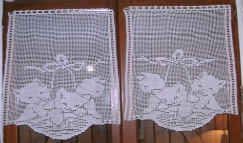 modele crochet rideau gratuit 16