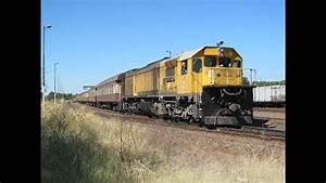 Zimbabwe Train From Bulawayo Arrives In Victoria Falls