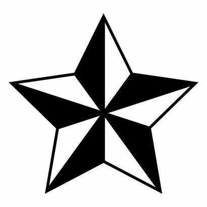 Star Svg 3d Transparent Polygonal Background Vector