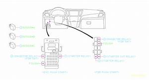 Subaru Outback Relay  Electrical  Body  Box - 82501ag05b