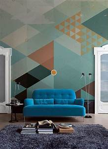 Breathtaking wall murals for winter time