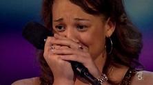 "Melanie Amaro X-Factor USA Audition-""Listen""- HD - YouTube"