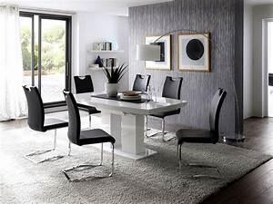 modele ambiance salle a manger design With deco design salle a manger
