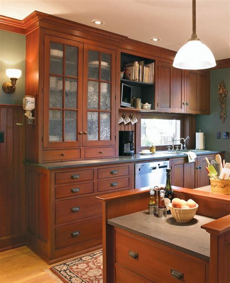 Kitchen Cabinets for Period Houses   Old House Restoration