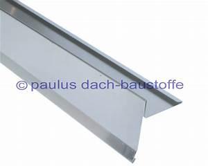 Ortblech Mit Wasserfalz : ortblech zink 250 5 abkantungen paulus dach baustoffe ~ Whattoseeinmadrid.com Haus und Dekorationen