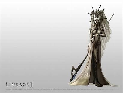 Dark Elf Mage Female Lineage Mystic Wallpapers