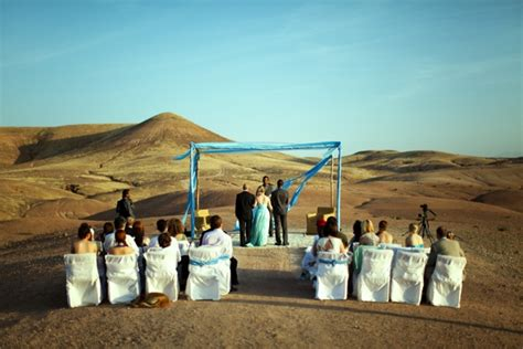 real wedding romance   moroccan sands alice