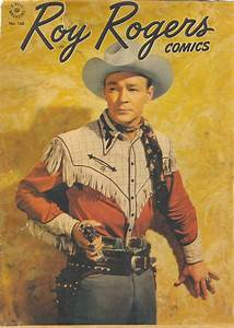 Roy Rogers Photos From Comics 1