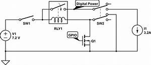 Relay - Implementing A Safety Lockout Through Ladder Logic