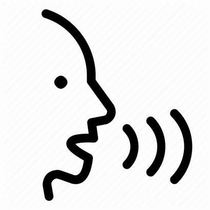 Listen Talk Speak Voice Talking Waves Sound
