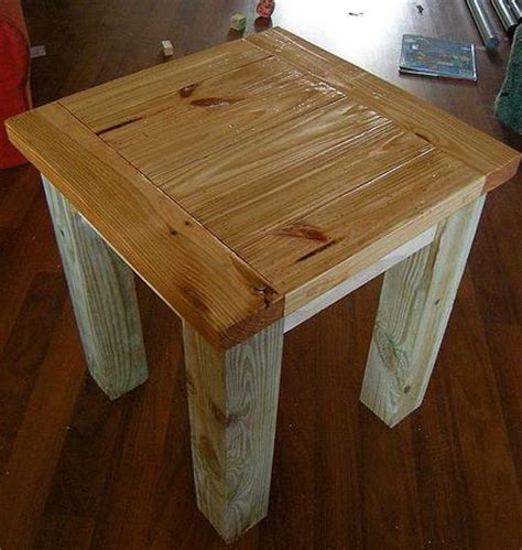 wood small wooden table plans   build  amazing diy