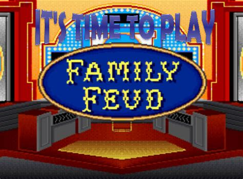 family feud powerpoint template shatterlioninfo