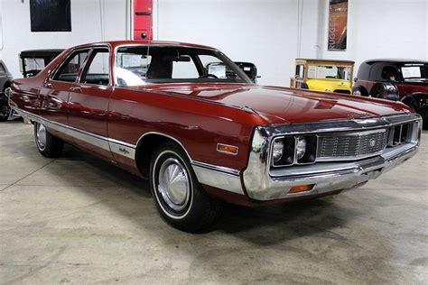 1971 Chrysler New Yorker by 1971 Chrysler New Yorker For Sale 77453 Mcg