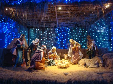 nativity scene wallpaper 183