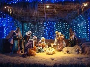 Christmas, Nativity, Scene, Wallpaper, 59, Images