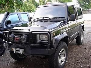Bleky 1995 Daihatsu Rocky Specs, Photos, Modification Info