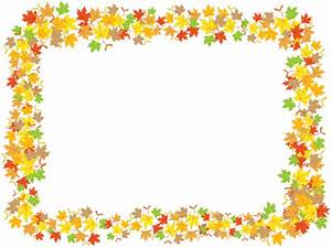 Maple Leaves Frame by flashtuchka on DeviantArt
