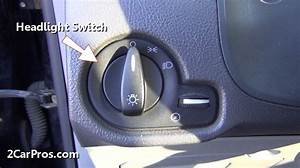 How Headlight Switches Work Explained In Under 5 Minutes